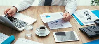 诊断财提出新思维和保持积极的态度务职能